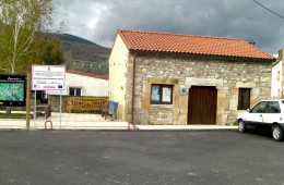 Oficina de Turismo de Bárcena de Pie de Concha
