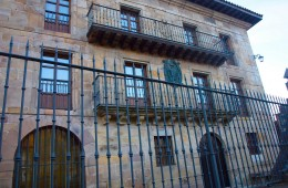 Casa del inventor Leonardo Torres Quevedo